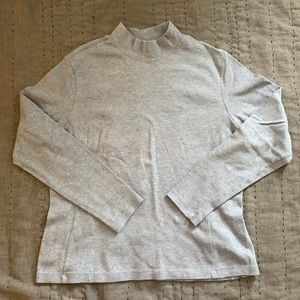 Westbound Long Sleeve Cotton Sweater